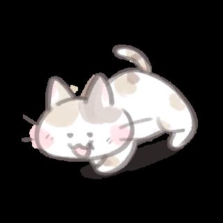 ゆるい猫のイラスト06