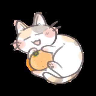 ゆるい猫のイラスト07