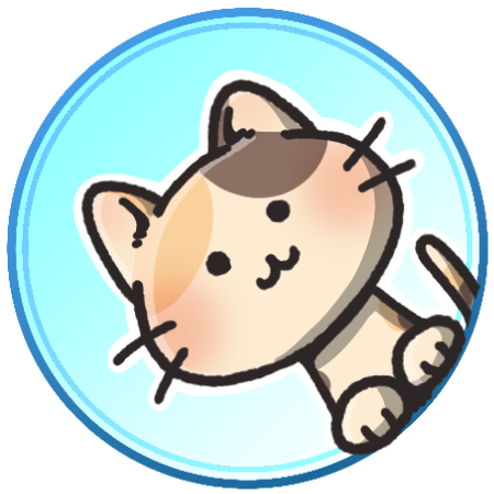 猫フリーアイコン27