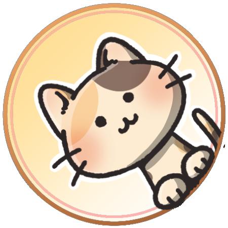 猫フリーアイコン31