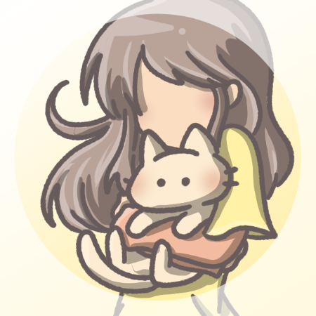 アイコン猫と女の子02
