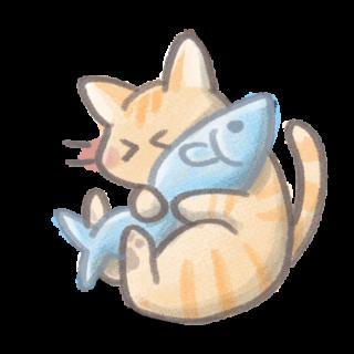 猫アイコン58