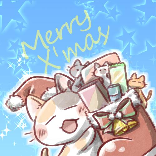 クリスマスアイコン
