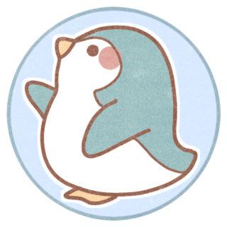 ペンギンのアイコン
