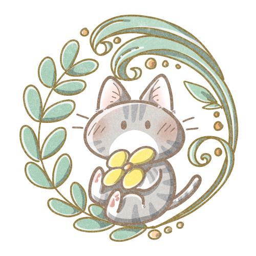 猫のアイコン5