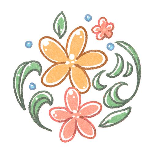 お花のアイコン