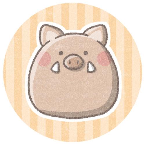 干支(猪)