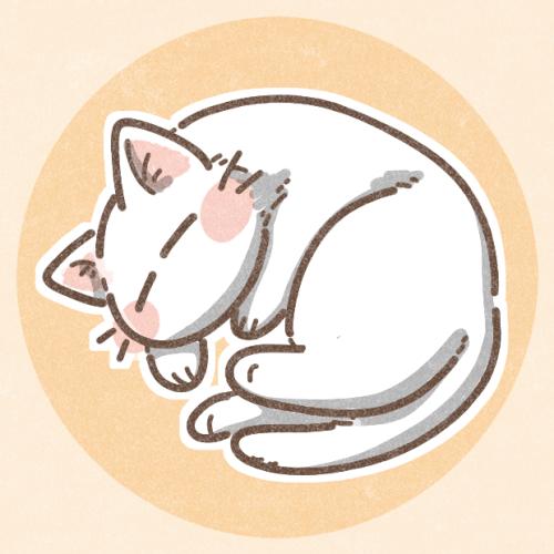 白猫アイコン