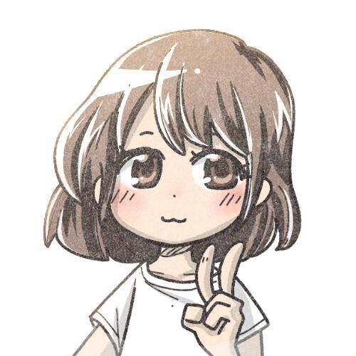 女の子(ボブ)01