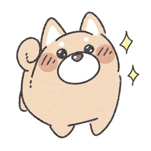期待する犬のフリーアイコン 可愛いフリーアイコン・イラストの無料素材サイト フリーペンシル