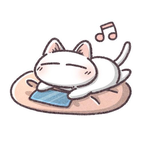 のんびり猫さん