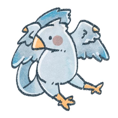 アーケオプテリクス(始祖鳥)さん