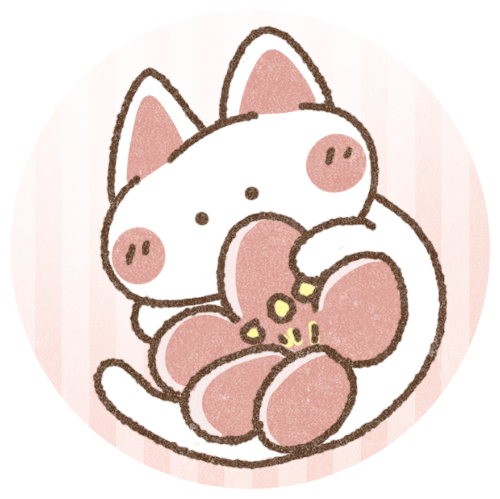 梅と猫さん
