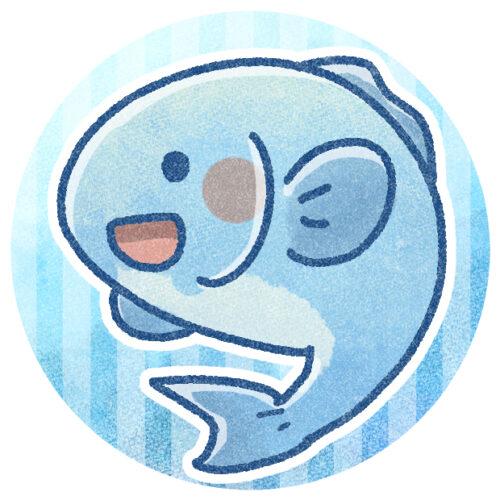 魚のフリーアイコン