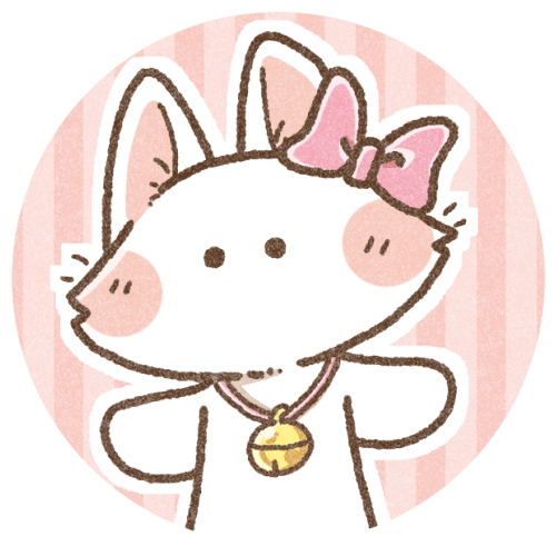 リボン猫さん