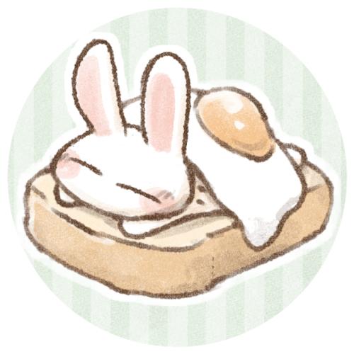 うさぎパン2