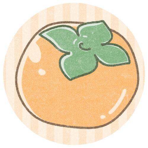 柿のアイコン